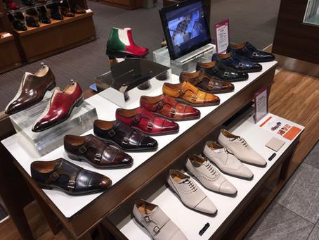 【 8月21日~9月3日まで西武池袋本店でのFRANCESCO BENIGNO made in Italy の展開を拡大!!】