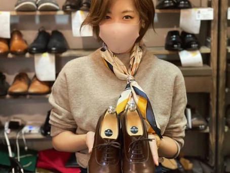 【 いよいよ来週!そごう横浜店にて、靴磨きイベントのお知らせ!】