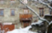 la bousquetière hiver