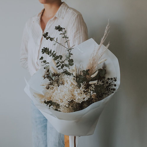 Custom Dried Floral Bouquet