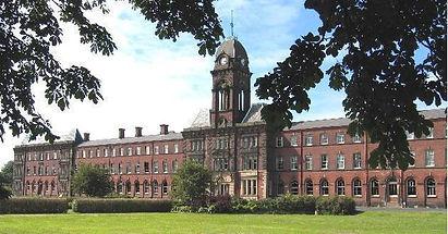 Central Lancashire University