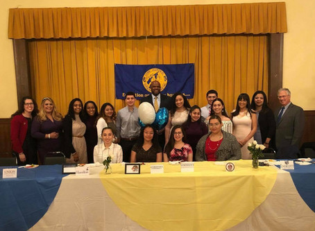 SCHOLARSHIPS AWARDED TO A DOZEN LYNN HISPANIC STUDENTS