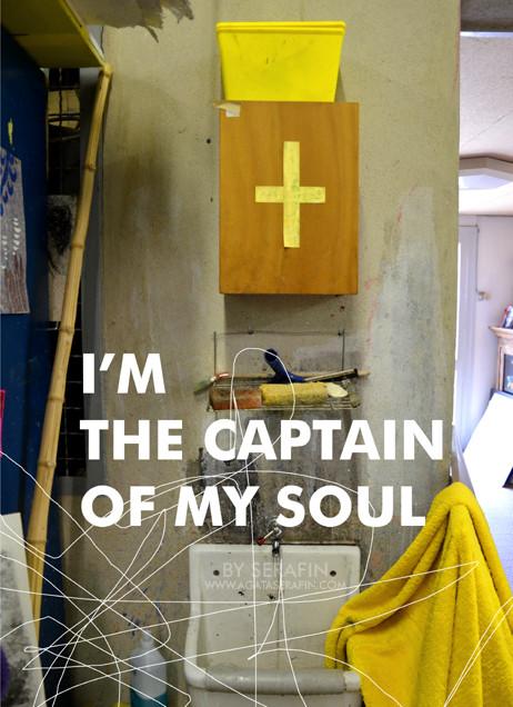 Serafin I'm the captain ...