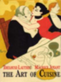 Toulouse Lautrec Maurice Joyant The Art Of Cuisine