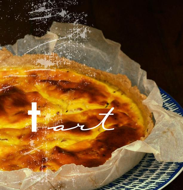 Serafin CUISINE AND ART Bacon Tart