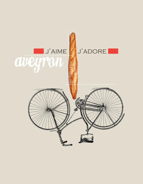 Serafin WELCOME TO J'aime J'adore Aveyron