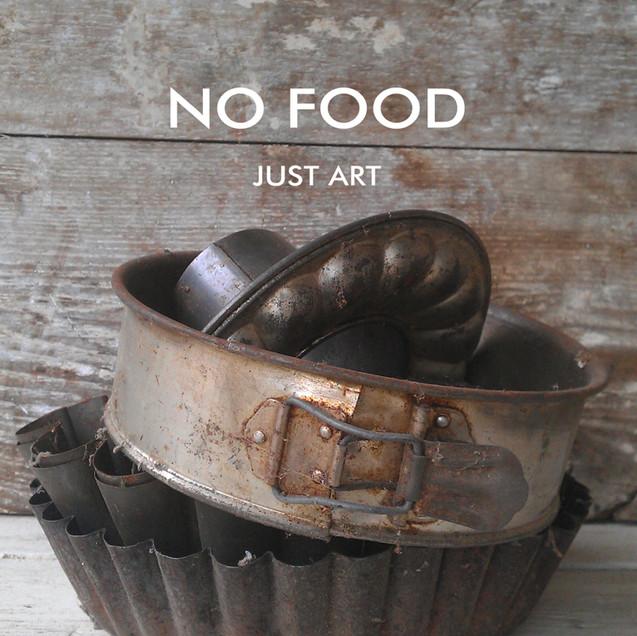 Serafin NO FOOD JUST ART