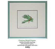 $183 Custom Picture Framing
