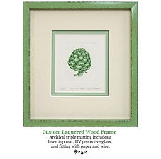 $252 Custom Picture Framing