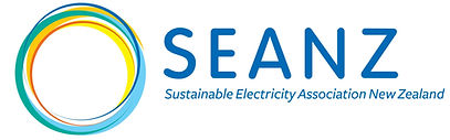 SEANZ (Sustainable Electricity Association New Zealand) Logo