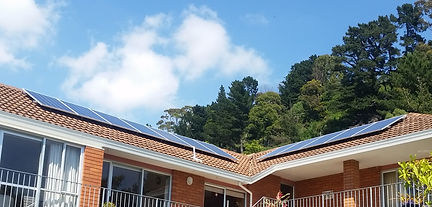 Split Solar Panel Installation Christchurch