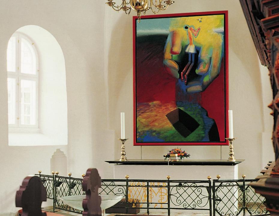 Kirkekunst.