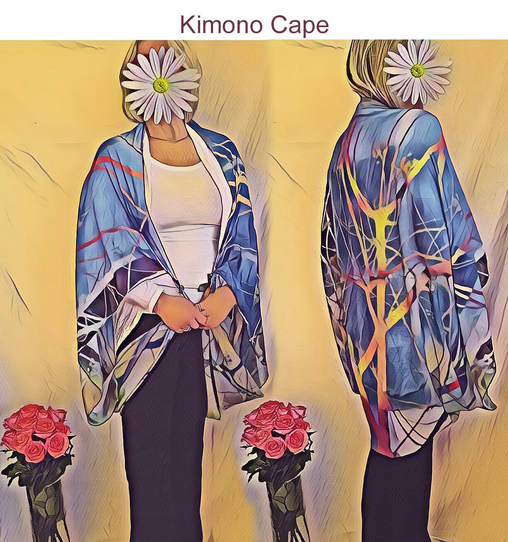 KimonoCape