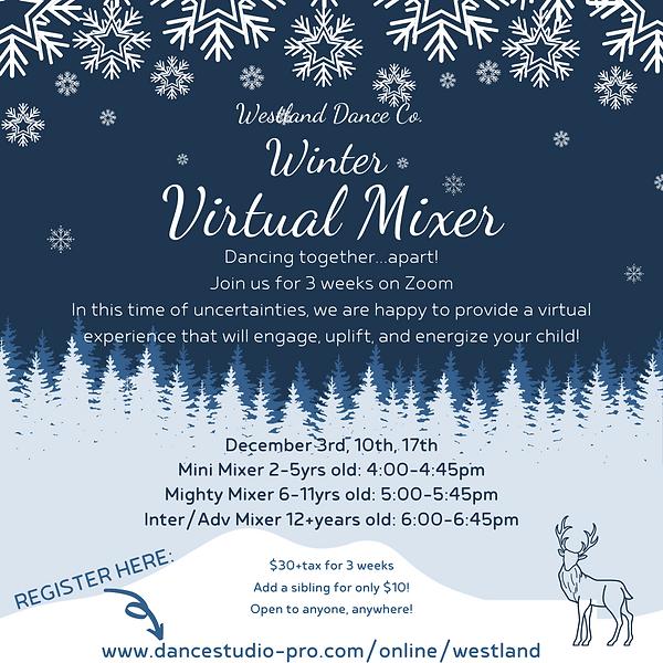 Holiday Winter Wonderland Festival Poste