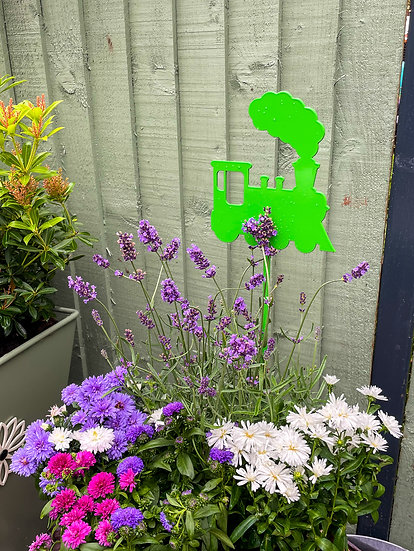 1 metre Decorative Garden Stake