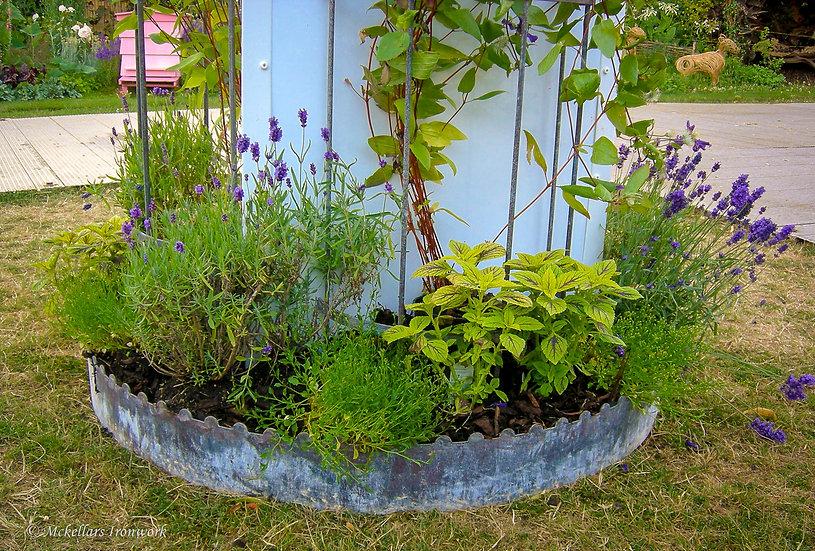 Garden Edging Scalloped