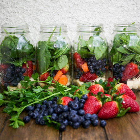 4 smoothies to boost your immune system!