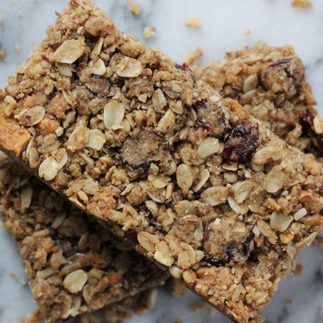 The Ultimate Breakfast Bars