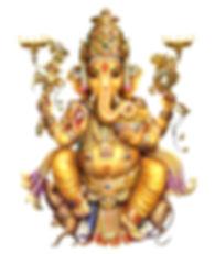 Ганеша-покровитель астрологии