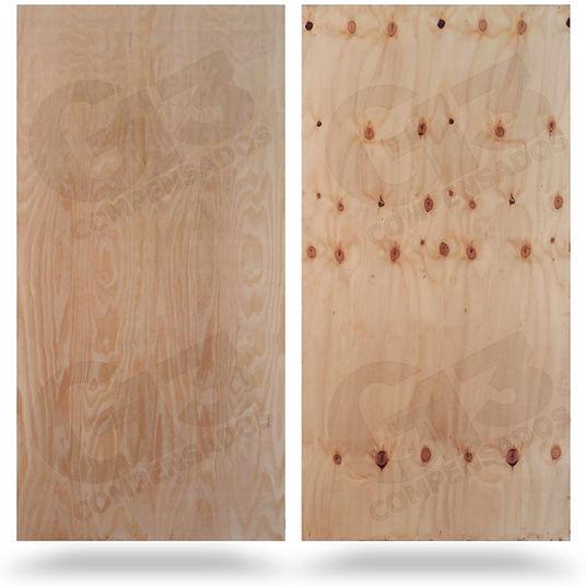 Conpensados de Pinus B/B - B/C com cola WBP fenólica ou cola branca MR.   Tamanho 1,22 x 2,44 - Espessuras de 4 - 25mm. High Quality - Certificados Internacionais:  FSC, PS 1 -09, CARB E CE4. Lixados e Calibrados. Portos Itajaí e Navegantes-Santa Catarina- Brasil.