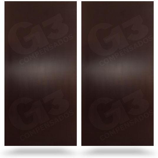 Conpensado de Pinus Plastificado com cola WBP fenólica ou cola branca MR.   Tamanho 1,22 x 2,44 - Espessuras de 4 - 25mm. High Quality - Certificados Internacionais:  FSC, PS 1 -09, CARB E CE4. Portos Itajaí e Navegantes-Santa Catarina- Brasil.
