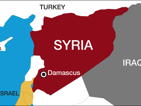 Update on Syria