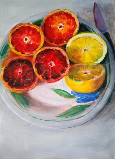 Oranges and Lemon, 2020
