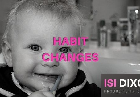 Your productivity will take off with these 3 habit changes