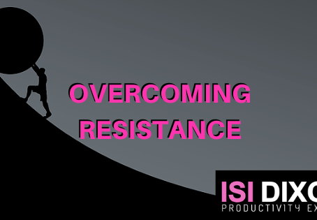 """""""This is not how we do it here"""" – Overcoming resistance to change"""