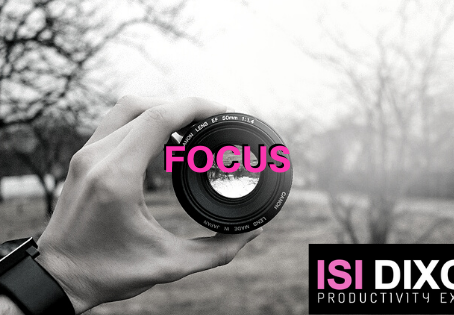 Increase your focus to improve your life