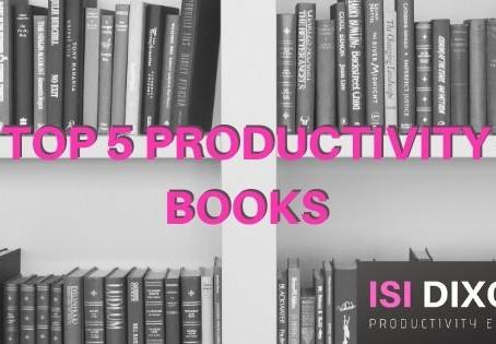 Top 5 Productivity Books