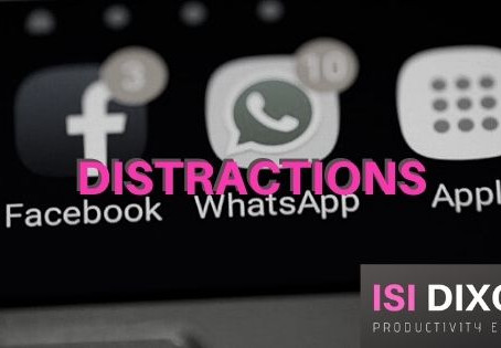 How to Deal with Distractions Successfully