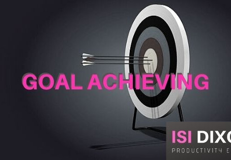 From Goal Setting to Goal Achieving