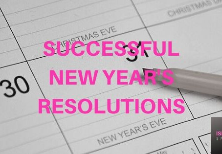 How to be Successful with New Year's Resolutions