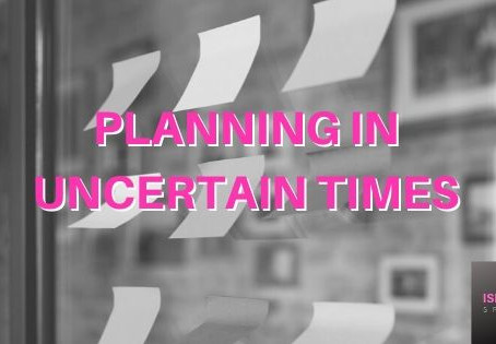 Planning for small businesses in uncertain times