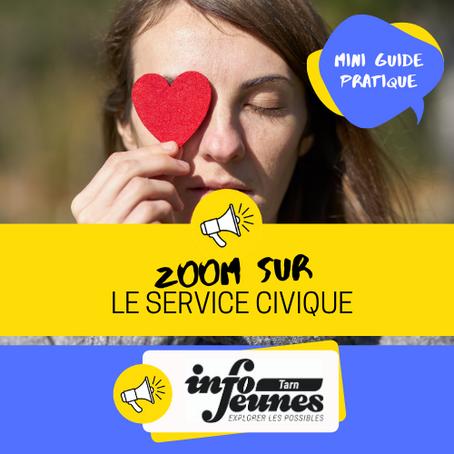 🏳️ Mini Guide Jeunes > Le service civique, pourquoi pas moi ?