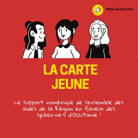 💡aides de la Région en faveur des lycéen·ne·s d'Occitanie