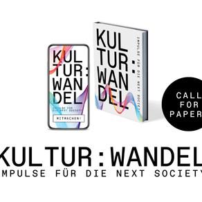 Call for Papers verlängert, wir suchen Beiträge für mehr Kulturgerechtigkeit