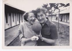 Daphne  and John