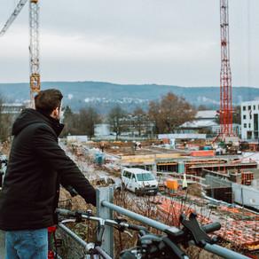 Wohnungsbauaktivitäten in Heidelberg
