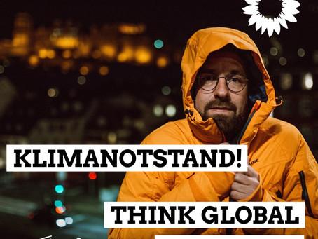 Grüner Vorstoß erfolgreich: Klimanotstand für Heidelberg wird ausgerufen!