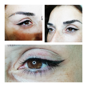 eyeliner tattoo eyeliner micropigmentati