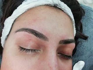 ceja pelo a pelo- pmu eyebrows hairstrok
