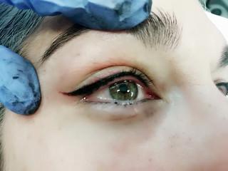 permanent make up eyeliner