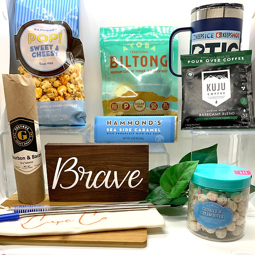 Snacks on the GO Heroes Gift Box