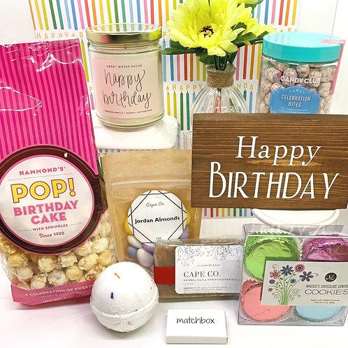 Birthday Heroes Gift Box
