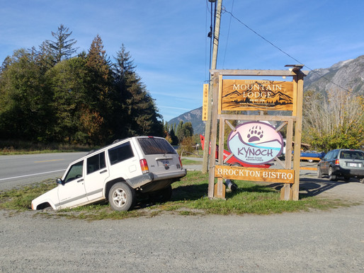 What to know before you go...            Bella Coola