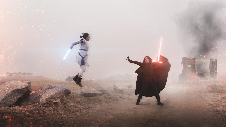 Ben v Rey