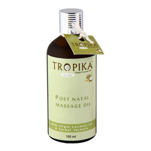 Post Natal Massage Oil