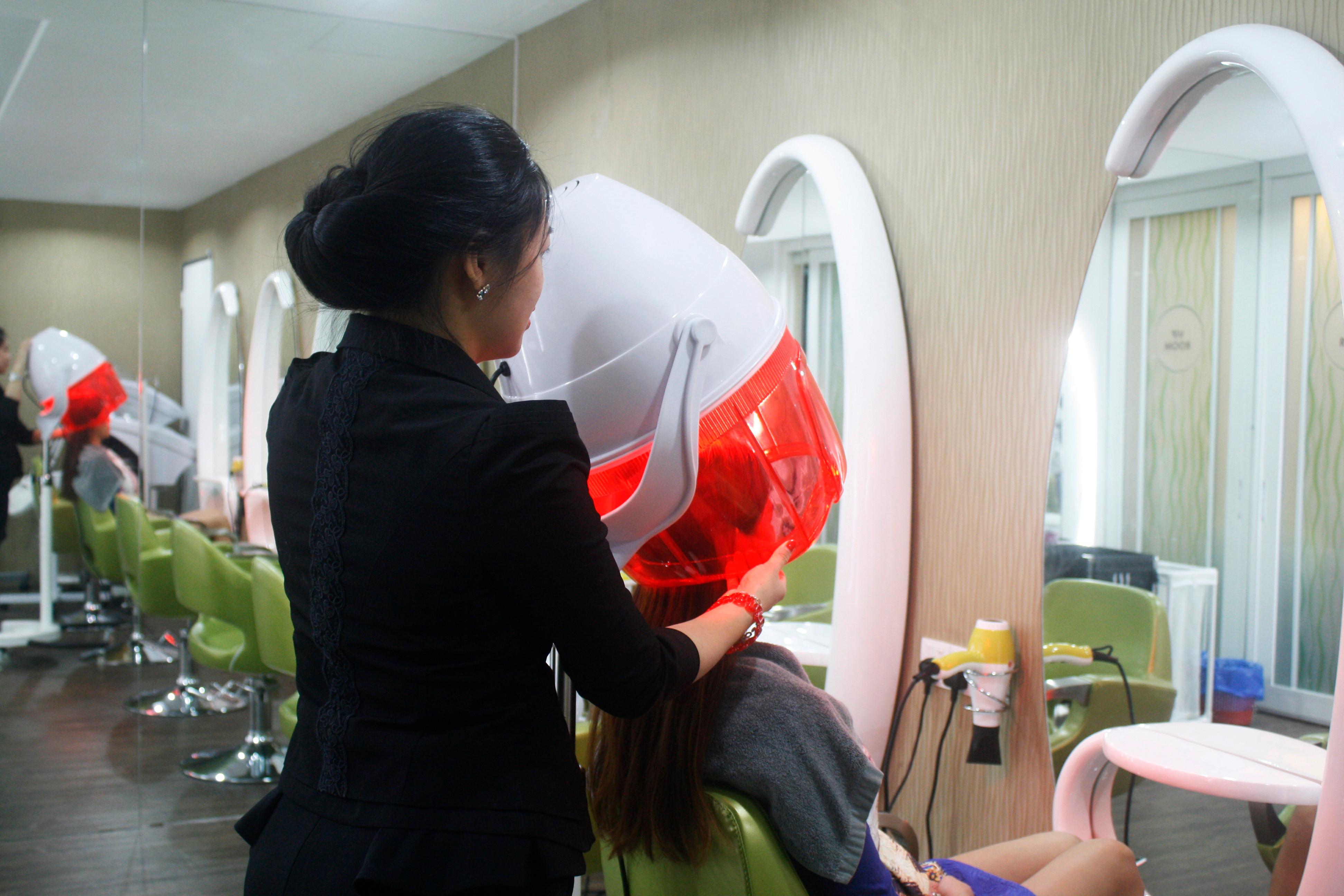 Apple Stem Cell Hair Regrowth